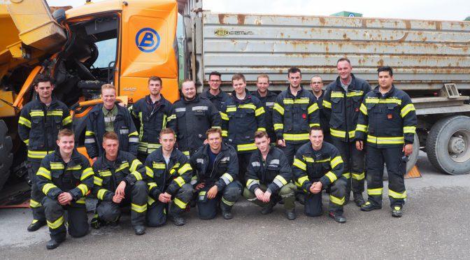 Bernegger Firefighter Competition