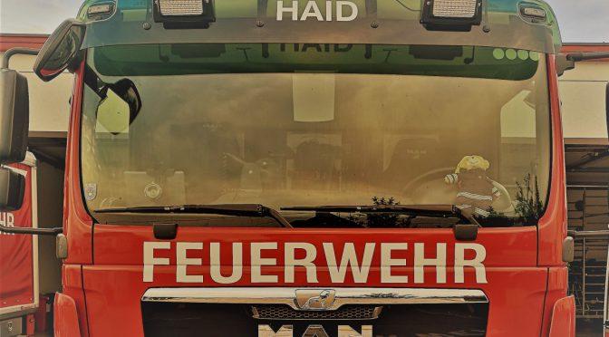 Andi&Andi im Einsatz für die Feuerwehr